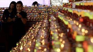 King and Queen wish Happy Wesak to all Malaysian Buddhists