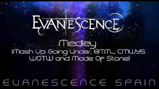Evanescence Medley Mash Up Tracks By Mick Scissorhands [HD 720p]