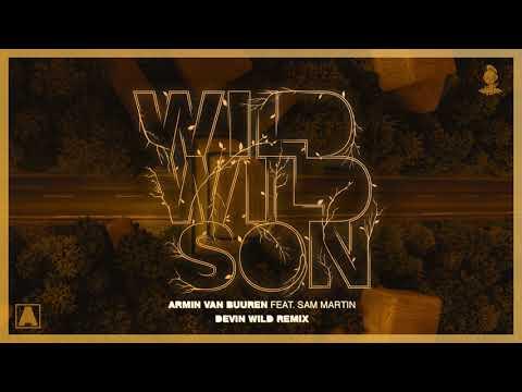 Armin Van Buuren Feat. Sam Martin - Wild Wild Son (Devin Wild Remix)