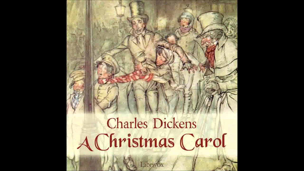 Faster Holiday Audiobook: Charles Dickens' A Christmas Carol. Stave 1 — Marley's Ghost - YouTube