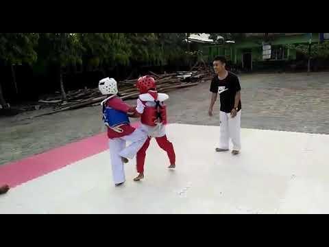 Taekwondo Brutal Fight SD Vs SMA