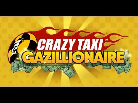 Crazy Taxi Gazillionaire official launch trailer