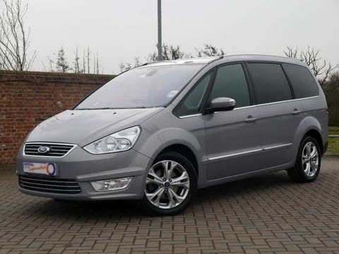 2011 ford galaxy titanium 2 0tdci 140 automatic for sale in hampshire youtube. Black Bedroom Furniture Sets. Home Design Ideas