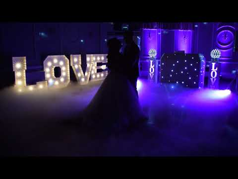 Dry ice  First Dance - Dancing on a cloud machine