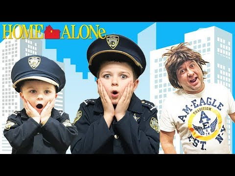 Download Youtube: Home Alone 2 Kids Parody Video
