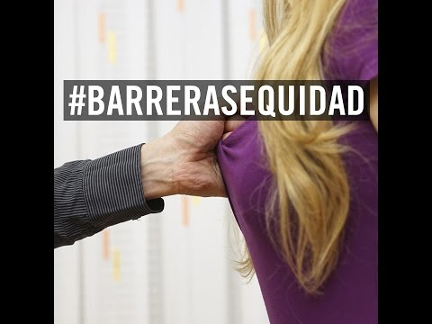 #BARRERASEQUIDAD