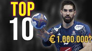 🤾♂️💵 HIGHEST Paid Handball Players in 2020