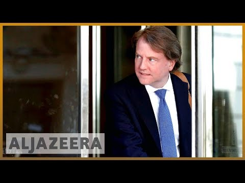 🇺🇸 Trump announces another top White House aide to step down | Al Jazeera English