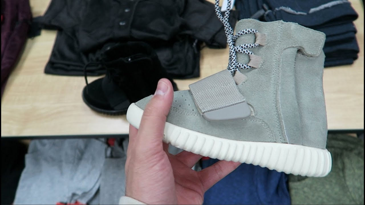 a8059ffe5c348 YEEZY BOOST FOR KIDS AND BABIES!!! - YouTube