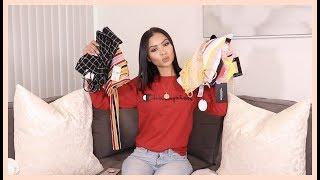 $700 SUMMER CLOTHING HAUL PART 2 | Diana Saldana