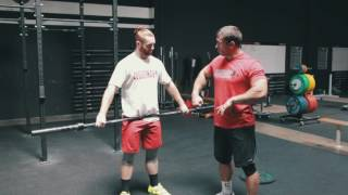 (03/15) KLOKOV - Hip Contact in the Snatch [Weightlifting Guide w/ Dmitry Klokov]