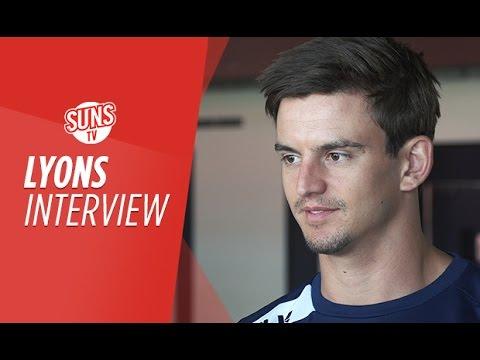 SUNS TV: Lyons Interview