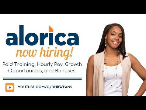 Alorica@Home is Hiring! Paid Training, Hourly Pay, & Bonuses