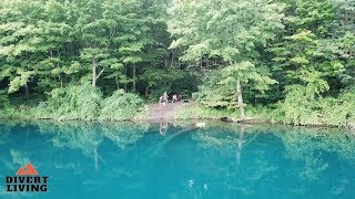 Green Lake | Can't belİeve this place exists | Beautiful Upstate!