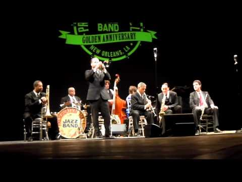 Preservation Hall Jazz Band, With Marcia Ball -