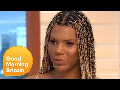 Transgender Model Defends Her Comments Claiming 'All White People' Are Racist | Good Morning Britain