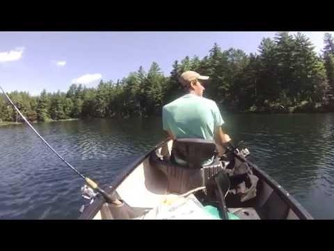 Trout Fishing Adirondacks 2014