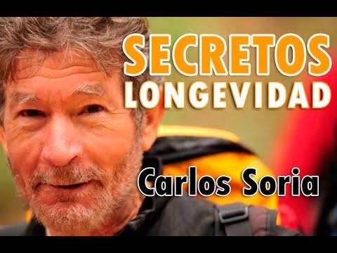 Secretos de longevidad con Carlos Soria