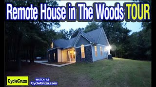 Farm House in The Woods on 20 Acres TOUR | My New DREAM Home