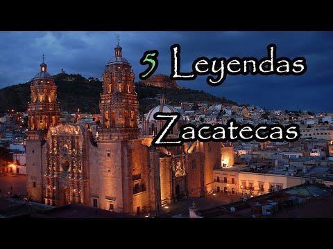 5 Leyendas De Terror - Zacatecas, México