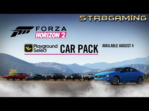 Forza Horizon 2 Playground Select Car Pack - FH2