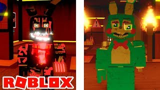 How To Get ALL Badges in Roblox FNAF RP
