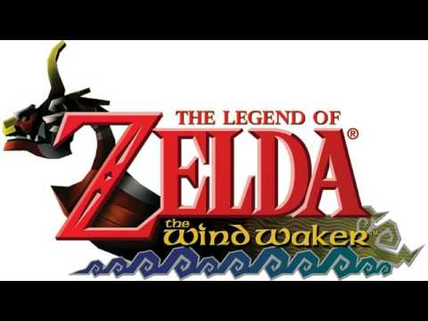 The Cursed Sea  The Legend of Zelda  The Wind Waker Music Extended [Music OST][Original Soundtrack]