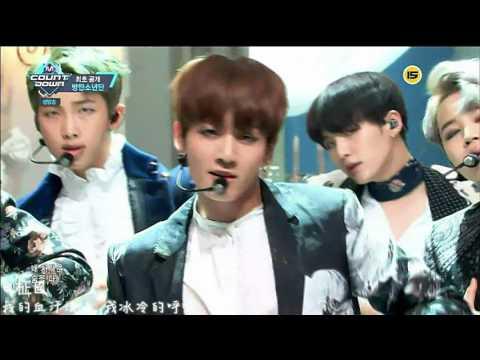 【中字/應援/認聲】BTS - 피 땀 눈물 (Blood Sweat & Tears)