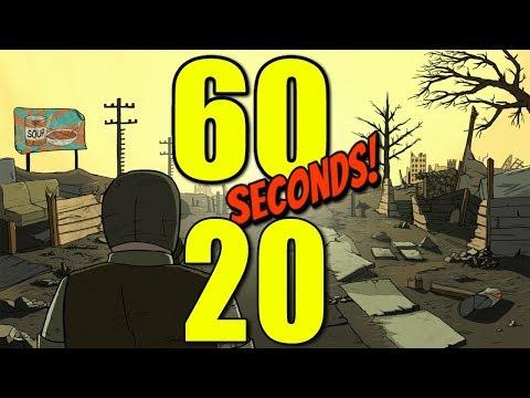 Lets Play 60 Seconds! - Part 20 - Krankheiten, Krankheiten und Krankheiten
