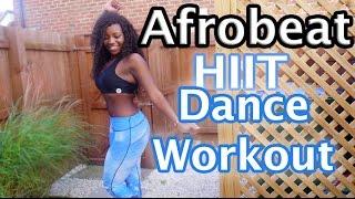 Afrobeat HIIT Dance Workout | Eminado | Scola Dondo