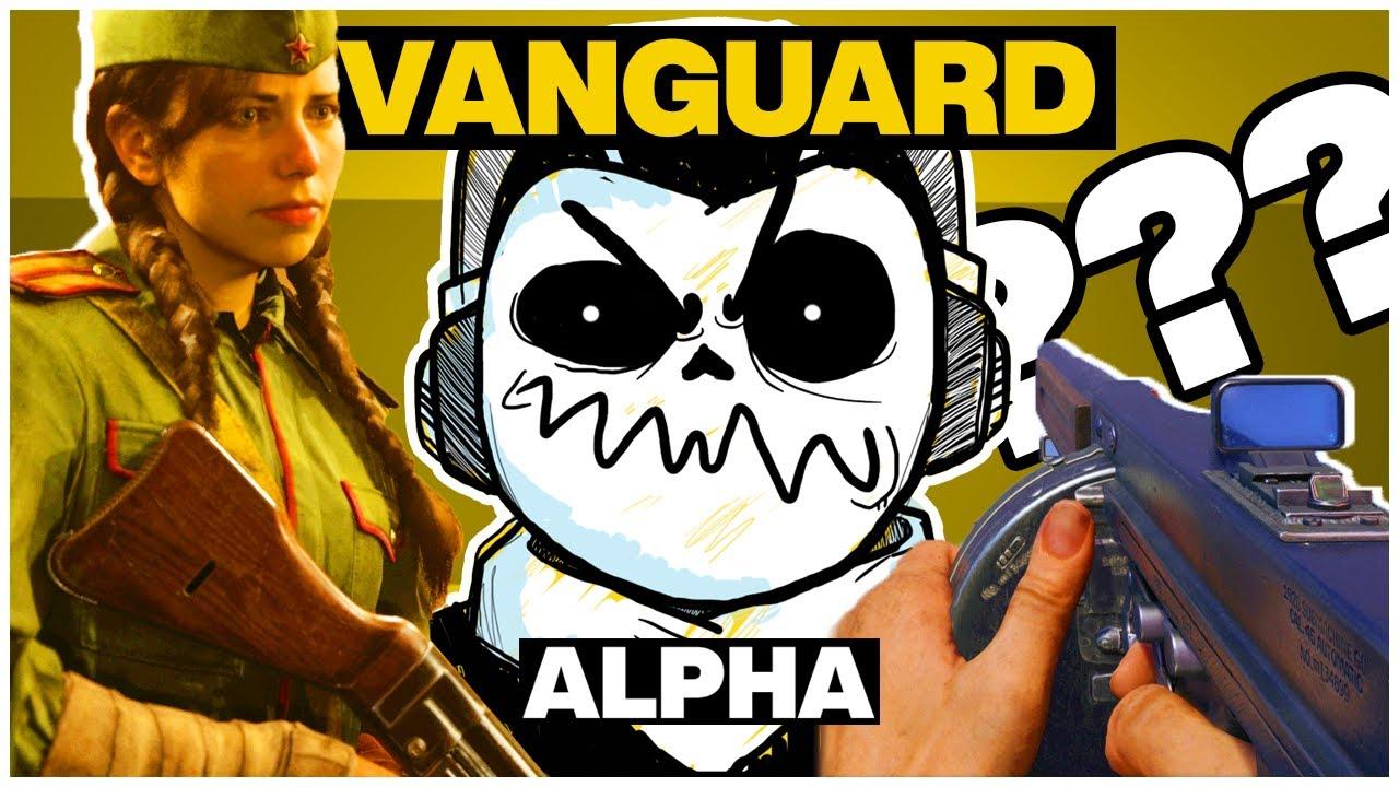 Una reseña honesta del Alpha de Call of Duty: Vanguard