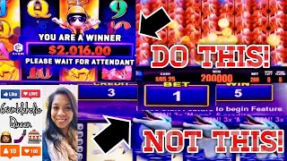 👸🏽🤳🏽🎰 SLOT 101! BONUS PLAY, MISTAKE FROM BETTING $0.01 & JACKPOT SHARE FROM THE LUCKIEST GUY!