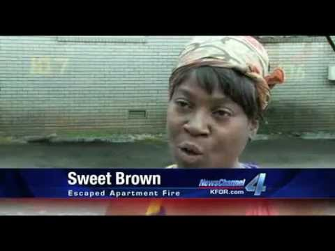 Sweet Brown - The New Antoine Dodson