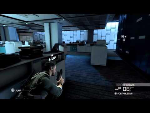 Splinter Cell Conviction Part 7 - Third Echelon HQ