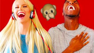 THE WHISPER CHALLENGE W/ KINGSLEY! | Gigi
