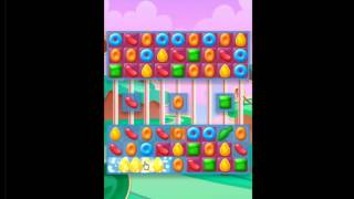 Candy Crush Jelly Saga Level 37 No Boosters