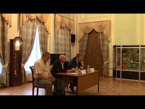 Встреча главы управы Тверского района с жителями 15 июля