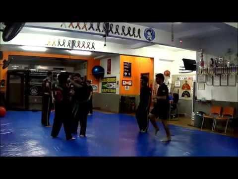 Krav Maga Red Lion Association sensei Wilson Cruz  treino 14 04 15