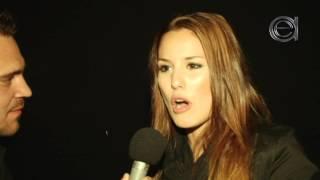 Eventos en Accion TV - Nota Luli Fernandez
