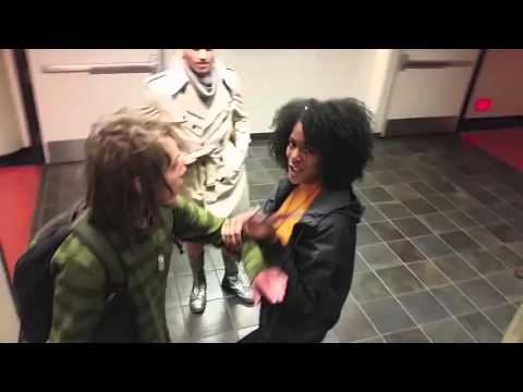 White San Francisco State University Student Accosted For Dreadlocks