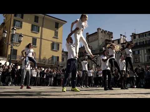Flashmob del Gruppo Foppa