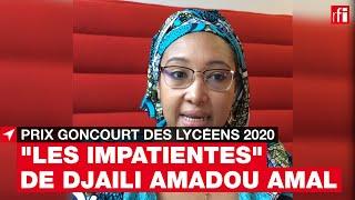 Djaïli Amadou Amal, prix Goncourt des lycéens avec « Les Impatientes » #Cameroun #France