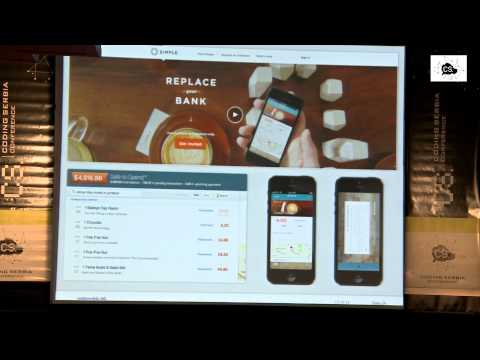 """Software eats the world"" by Mirko Novakovic - Coding Serbia Conference Opening Keynote"