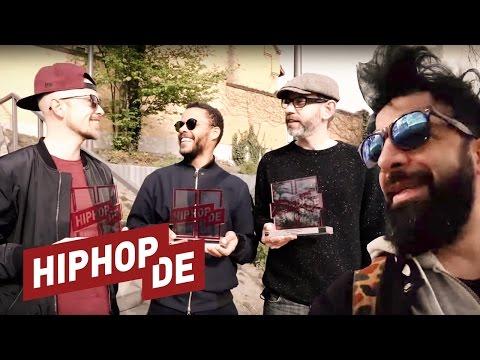 Beginner über ihren Hiphop.de Award, Verkaufszahlen & Live-Shows (Interview) / Gewinnspiel #waslos