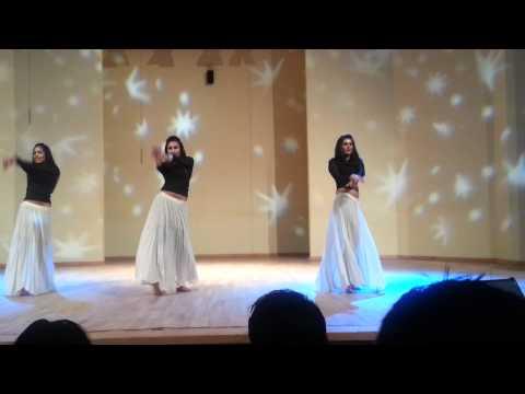 Cultural Night 2013 Bollywood Dance