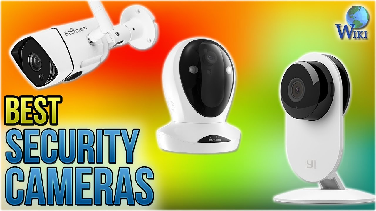 Top 10 Security Cameras of 2019 | Video Review