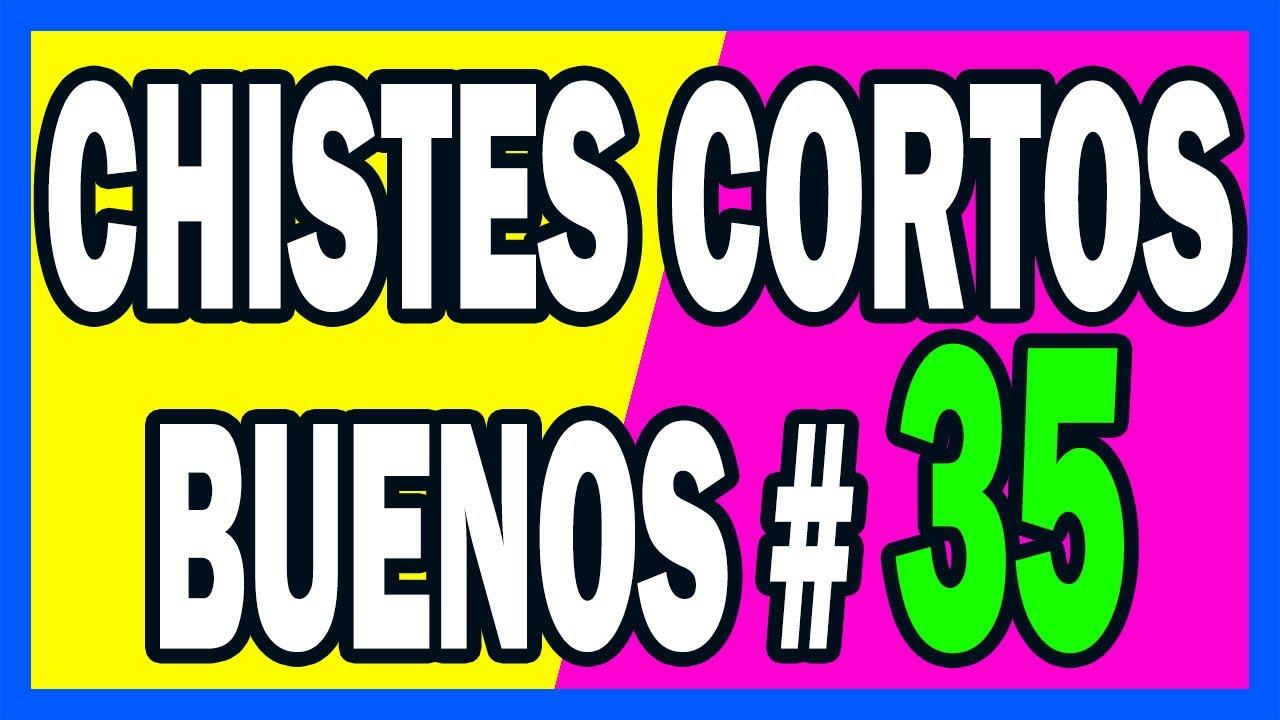 🤣 CHISTES CORTOS BUENOS # 35 🤣