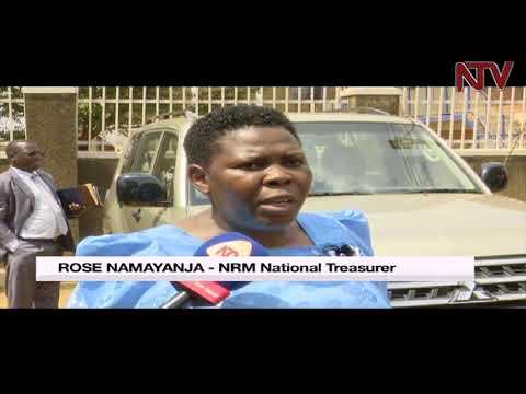 NRM treasurer, Namayanja says Ugandans free to express views on age-limit