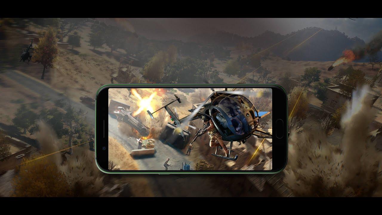 Xiaomi Black Shark Gameplay (Pubg Online, ARK, Shadowgun etc )