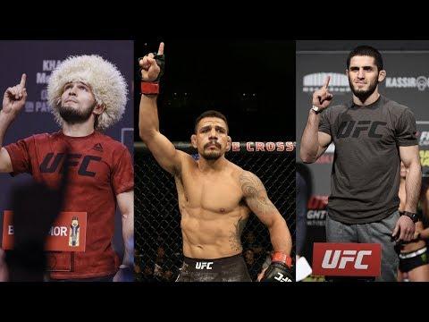 Зарплаты UFC On ESPN+ 10, когда решится судьба боя Хабиб Vs. Порье, Ислам Махачев бросил вызов